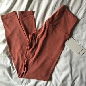 "Lulu align pant 28"" leggings"